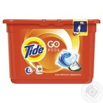 Laundry capsules Tide Alpine fresh 15pcs