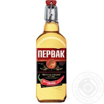 "Скидка на НАСТОЯНКА ТМ""ПЕРВАК"" З ПЕРЦЕМ 0,5Л"