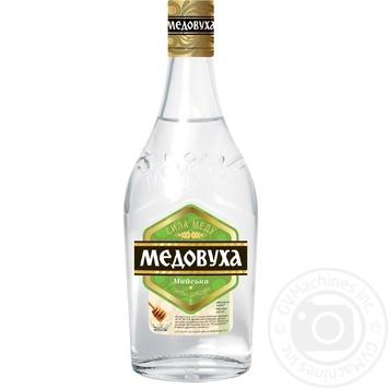 Medovukha Maiska special vodka 40% 0,5l