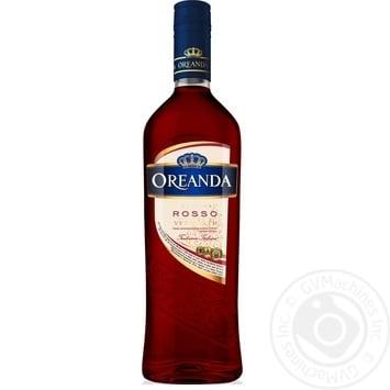 Вермут Oreanda Dolce Rosa розовый сладкий 15% 1л - купить, цены на Фуршет - фото 2