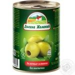 olive Dolina jelaniy green pitted 300ml - buy, prices for MegaMarket - image 1
