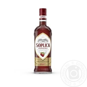 Soplica Vodka cherry 30% 0,5l - buy, prices for Novus - image 1