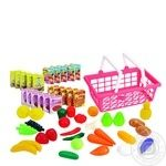 One two fun Set of Toy Food in assortment