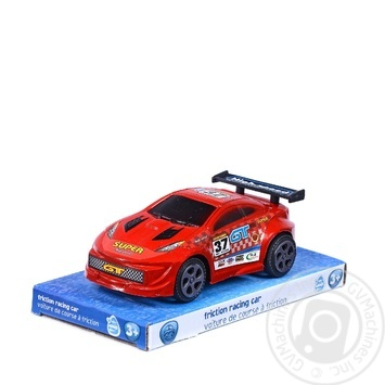 Авто гоночное в ассортименте 14см - купить, цены на Ашан - фото 3