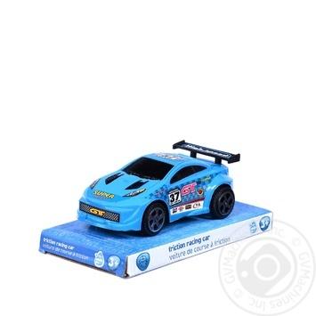 Авто гоночне в асортименті 14см - купити, ціни на Ашан - фото 2