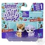 Набор игрушечный Два зверьки LPS-Маленький Зоомагазин Hasbro