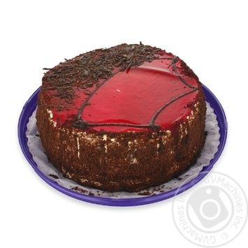 Торт ROZALINI п'яна вишня 900г - купити, ціни на Метро - фото 1