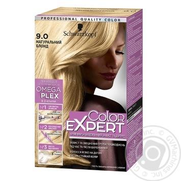 Краска для волос Color Expert 9-0 Натуральный Блонд 166,8мл