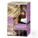 Краска для волос Color Expert 9-1 Холодный светлый Блонд 166,8мл