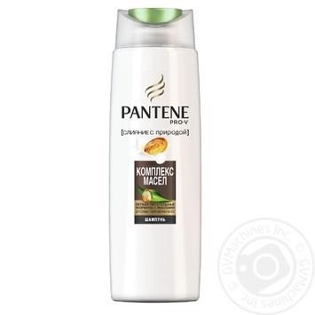 Шампунь Pantene Nature Fusion Oil Therapy 250мл