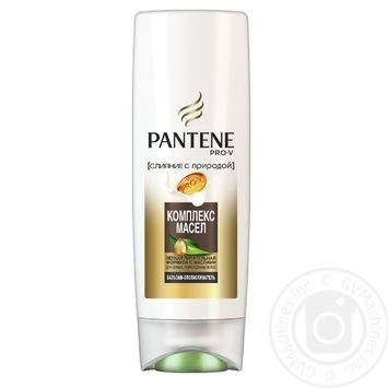 Бальзам-ополіскувач Pantene Nature Fusion Oil Therapy 200мл