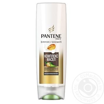 Бальзам-ополіскувач Pantene Oil therapy 360мл - купити, ціни на МегаМаркет - фото 1