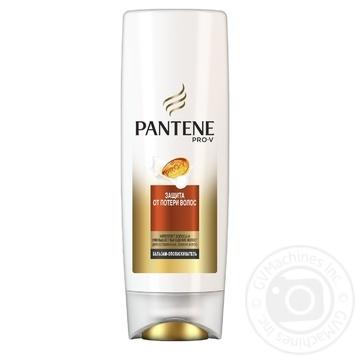 Бальзам-ополаскиватель для волос Pantene Защита от потери волос 200мл
