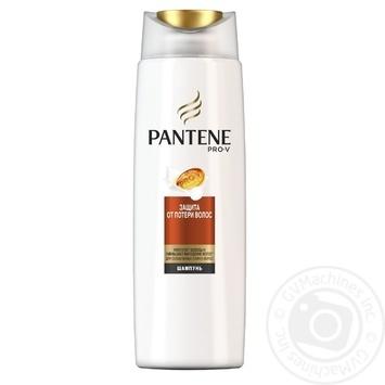 Pantene Hair Shampoo Protection Against Hair Loss 250ml