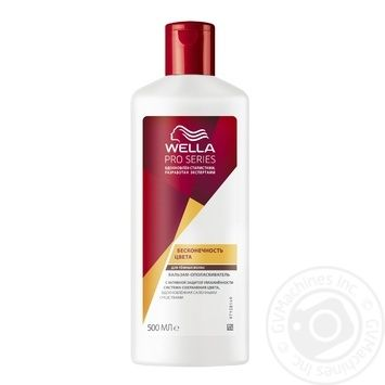 Balsam-conditioner Wella Pro series for hair 500ml - buy, prices for Novus - image 1