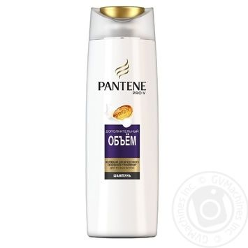Shampoo Pantene pro-v for volume 400ml - buy, prices for Novus - image 1