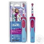 Oral-B Frozen Electric Toothbrush for children