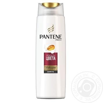 Шампунь Пантин про ви живой цвет 250мл Франция