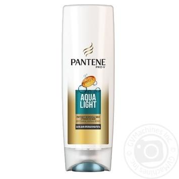 Бальзам-ополаскиватель для волос Pantene Aqua light 360мл - купить, цены на Таврия В - фото 1