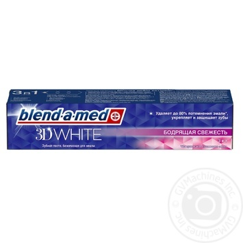 Blend-a-Med 3D White Cool Fresh Toothpaste