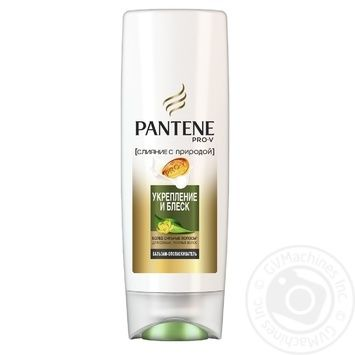 Pantene Pro-V Rinse balm Merge with nature 200ml - buy, prices for Novus - image 1