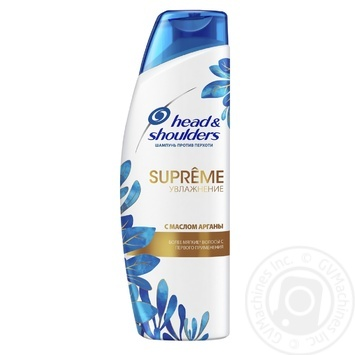 Shampoo Head and shoulders for hair 300ml