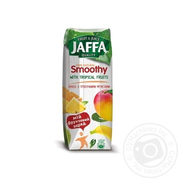 Jaffa Smoothy with tropical fruits 0,25l - buy, prices for Auchan - image 1