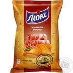 Чипсы Люкс со вкусом бекона 71г
