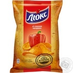 Lux chips paprika 133g