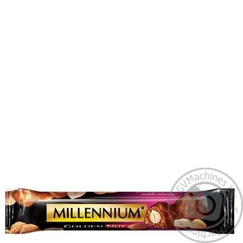 Millenium Golden Nut Dark Chocolate