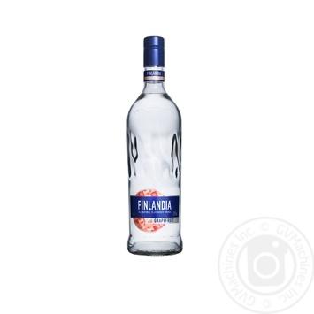 Водка Finlandia Грейпфрут 37.5% 1л
