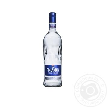 Водка Finlandia 40% 1л