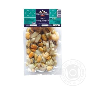 Коктейль з морепродуктів Скандінавіка 200г - купити, ціни на Восторг - фото 3
