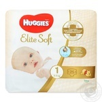Подгузники Huggies Elite Soft 1 3-5кг 25шт