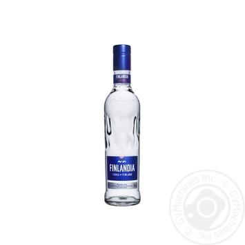 Водка Finlandia 40% 0,5л