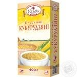 Пластівці КозубПродукт кукурузні мп 0,4кг