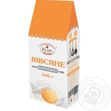 Flour Kozub product oat 500g - buy, prices for MegaMarket - image 1