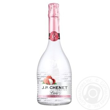 Вино газоване J.P.Chenet Fashion Litchi 0.75л x3