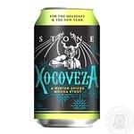 Пиво Stone Xocoveza темне ж\б 0,33л х6