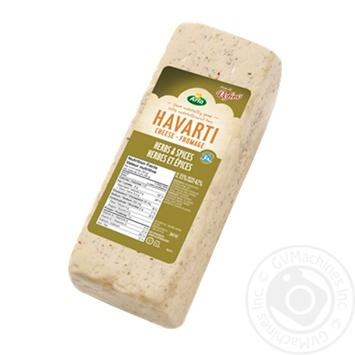 Крем-сир з травами та спеціями 60% Arla - купити, ціни на МегаМаркет - фото 1