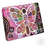 Набор для творчества Danko Toys Charming Butterfly