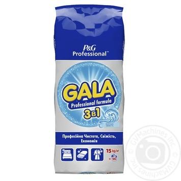 Стиральный порошок Gala Expert автомат 15кг
