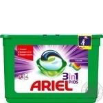 Капсулы для стирки Ariel PODS Color автомат 12шт 27г