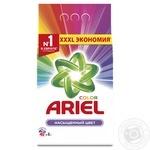 Стиральный порошок Ariel Color De Luxe автомат 6кг