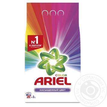 Пральний порошок Ariel Color автомат 3кг