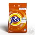 Порошок стиральный Tide Альпийская свежесть для ручной стирки 1,8кг