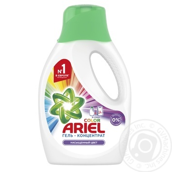 Ariel Color Liquid Laundry Detergent 1,04l