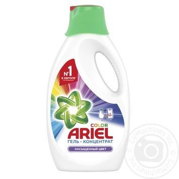Рідкий пральний порошок Ariel Color 1,95л
