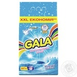 Gala Fresh sea for colored fabrics automat powder detergent 6kg