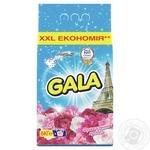Порошок стиральный Gala Французский аромат для цветных вещей автомат 6кг